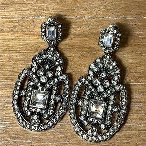 Chloe + Isabel convertible chandelier earrings